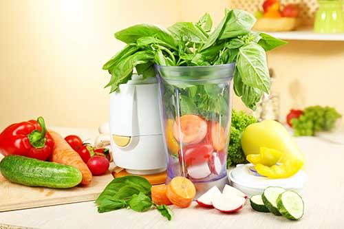 вы покупаете кухонный комбайн и с его помощью быстро готовите вкусное блюдо из ваших продуктов